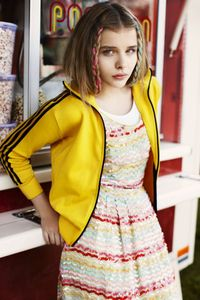 Ruffled Feathers: Editorials We Love: Chloe Moretz in ASOS Magazine