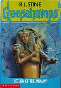 Pure Mattitude: 31 Days of Goosebumps Part 1  23  The Return of the