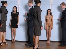 Fetish Kinky: Totally Undressed 01