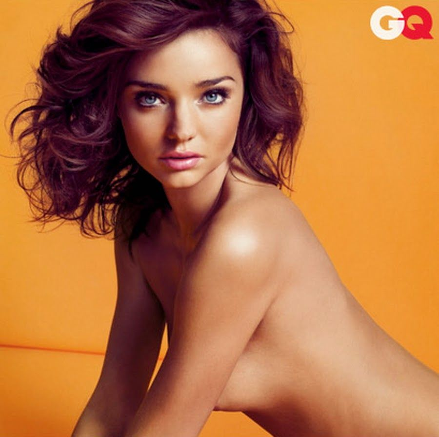 Miranda Kerr Uncovered