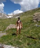 All Natural and More: Naked Hiking Pic of the Day