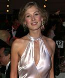 Celebrity Nude Century: Rosamund Pike (Bond Girl)