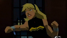 Spoilers for Young Justice Invasion S2E1  Happy New Year
