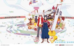 Summer Wars [OST] [Complete] (Music Collection) | Hikari no Akari OST