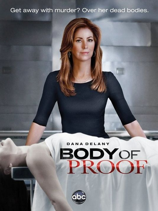 Body Of Proof Cancelled