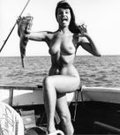 believe Bunny Yeager took these shots for a nudist magazine in the