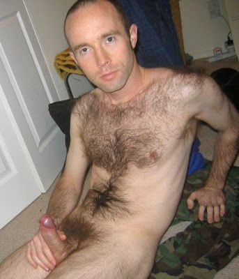 Nude Hairy Men