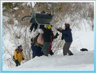 CAL FIRE NEWS : Vail, CO: Bare Bottom IC  Skier Rescue Vail resort