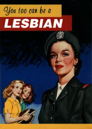 Vintage Lesbian Mothers