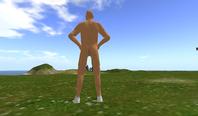 nacktwandern ist ein neuer trend zwar gehen diesem nur wenige nach