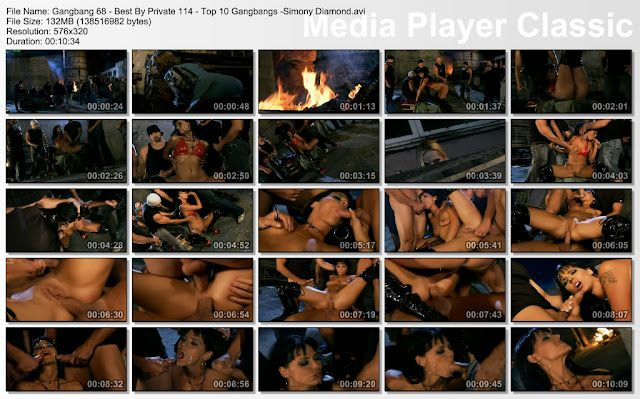 The Best By Private 114 Top10 Gangbangs Part1