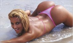 Broiled Sports: And The Winner is Trish Stratus!