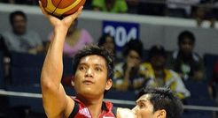 James Yap was named the Most Valuable Player (MVP) in the 2010 PBA Leo