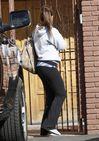 Upskirt Celebs: Bristol Palin's spandex ass