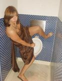 and sexy! Some pictures (pics) here  I love Girls Pissing On Toilets
