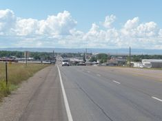 seniors walking across america: LARAMIE, WYOMING