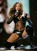 Leather, Latex & PVC: Beyonce Knowles