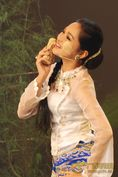 Pretty Moe Yu San   New Popular Myanmar Model and Actress