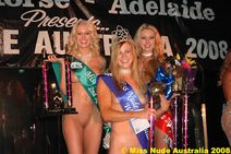Sexy Ladies Picture: Miss Nude Australia 2008