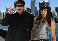 Trisha new movie shankam wallpapers