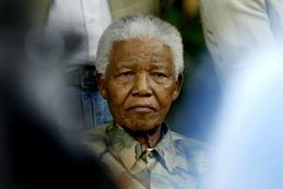 The News World: Nelson Mandela Death