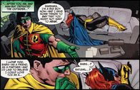 The Dork Review: Wanted TPB : Dynamite Duo, Batgirl & Robin