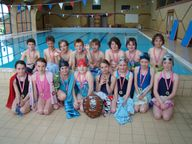Hitcham's Blog: Swimming Team Wins Inter School Gala