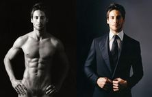 Naked Men And Men in Suit, Which You Prefer?