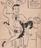 Vintage Sleaze: Vintage Sleaze Spanking #2