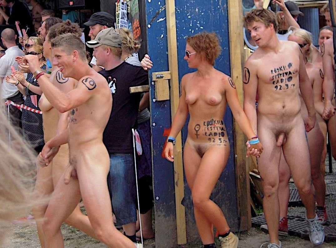 Roskilde Nude Run 2011
