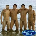 male celebs fakes fake nudes ameircan idol ryan seacrest ryan seacrest
