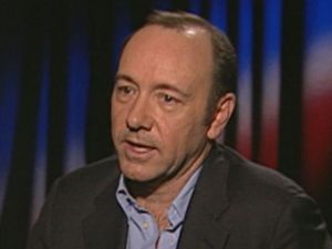 It has been confirmed that actor Kevin Spacey will portray England