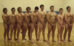 Delicious Young Guys: Naked Team