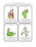Western/Cowboy preschool printables