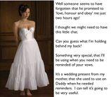 SCCaption+femdom+bride+holding+something+behind+her+back jpg