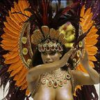 Viviane Castro Nude Naked Brazil Carnival Video  Pinay Scandal