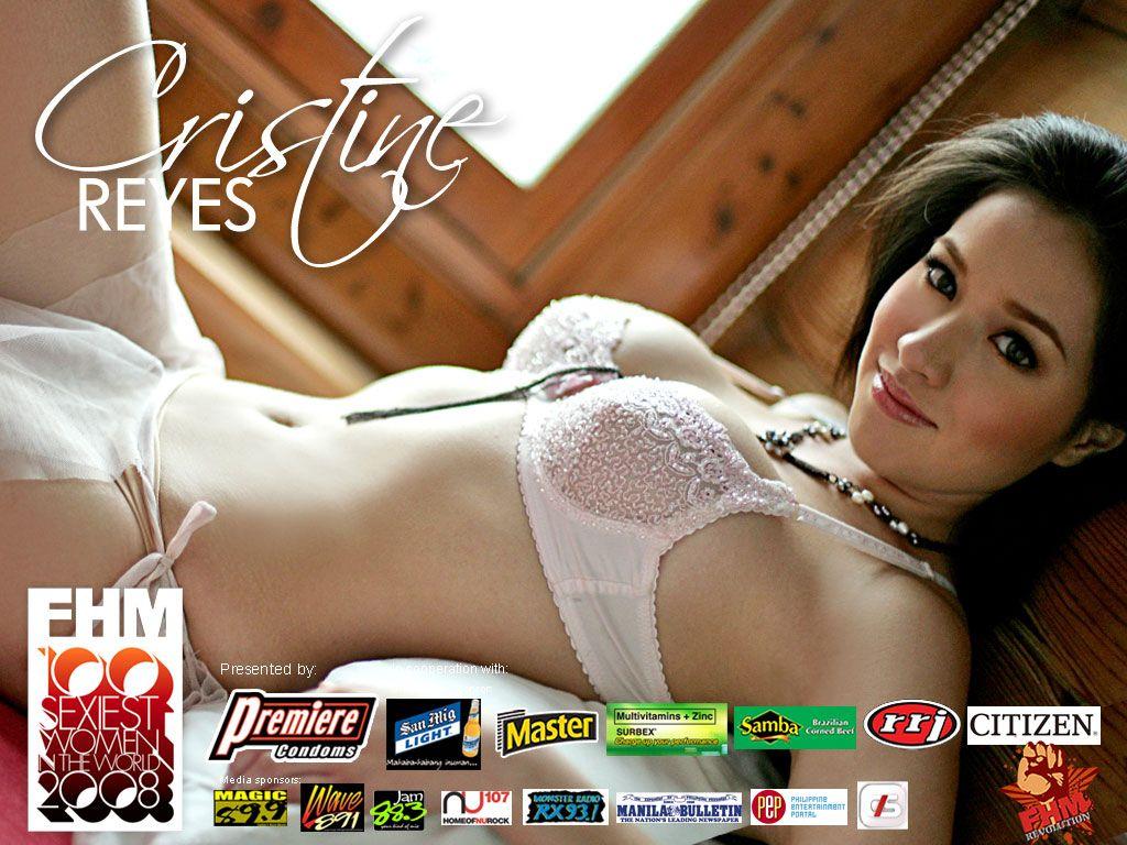 Cristine Reyes Bikini Hd Wallpaper