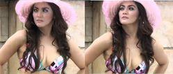 36 pm labels actress bella saphira bella saphira hot bikini hot bikini