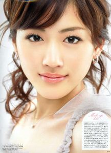 Top 10 most influential idols (Japanese Female) ~ Stuffs of top 10
