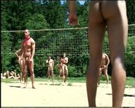 Dudes Displayed: Hot boys volleyball naked