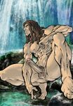 KAZE HOUSE: Tarzan naked and hard 2