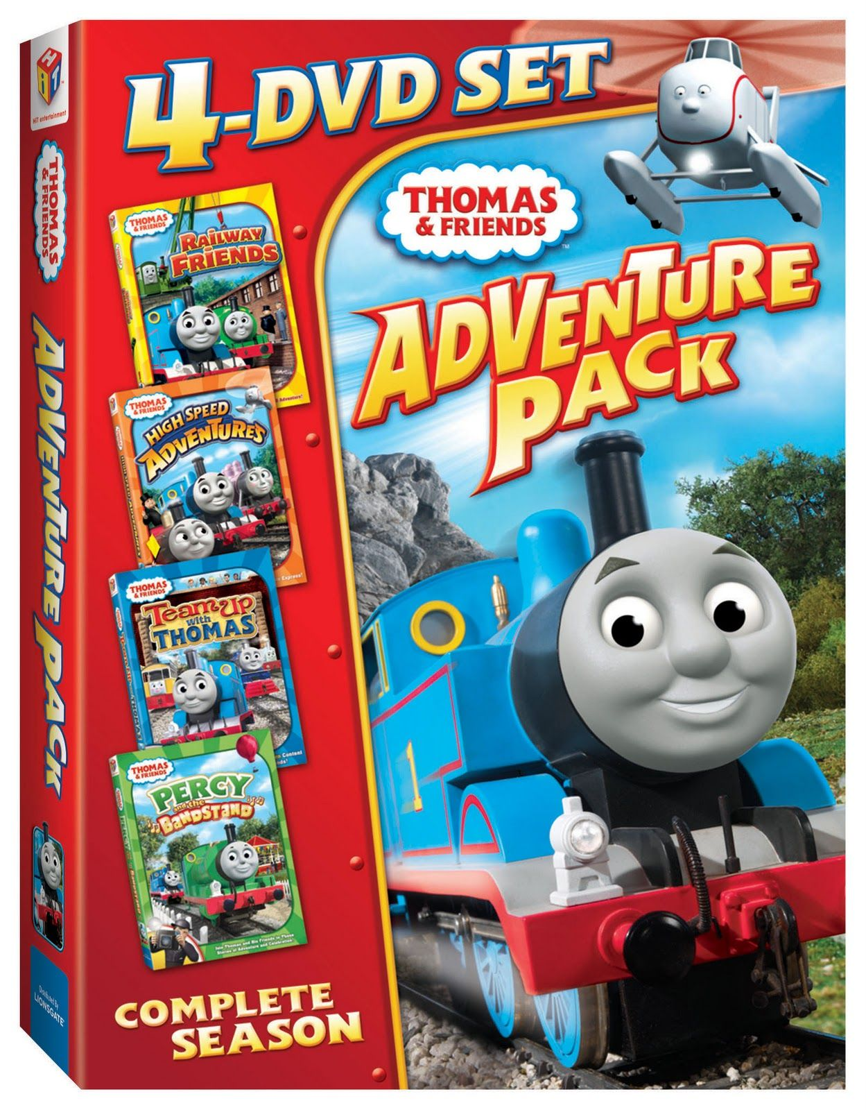 Thomas And Friends Tale Of The Brave