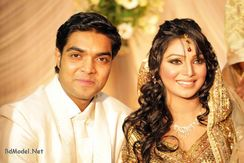 djbabaclub: Bangladeshi Model Prova With Boyfriend Rajib And Model