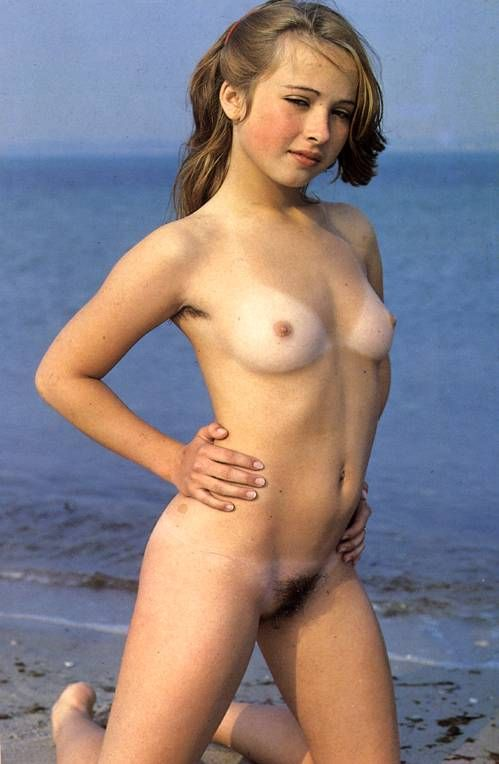 18 Year Old Teenage Nudist Beauty Pageant
