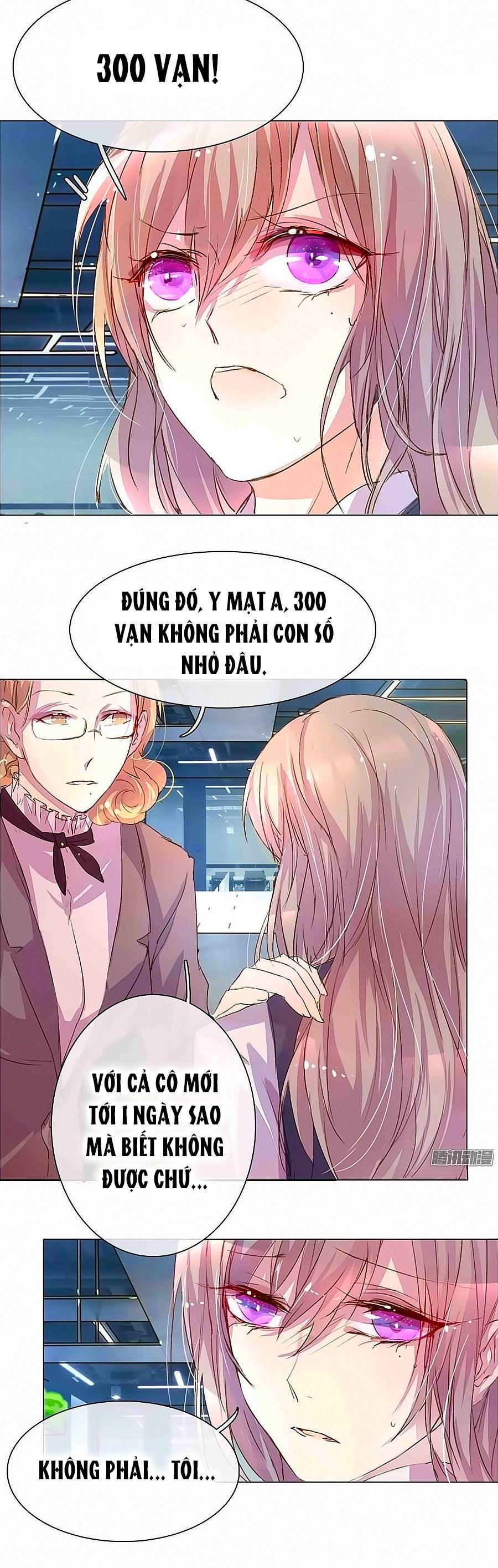 Hào Môn Tiểu Lãn Thê - Chap 15
