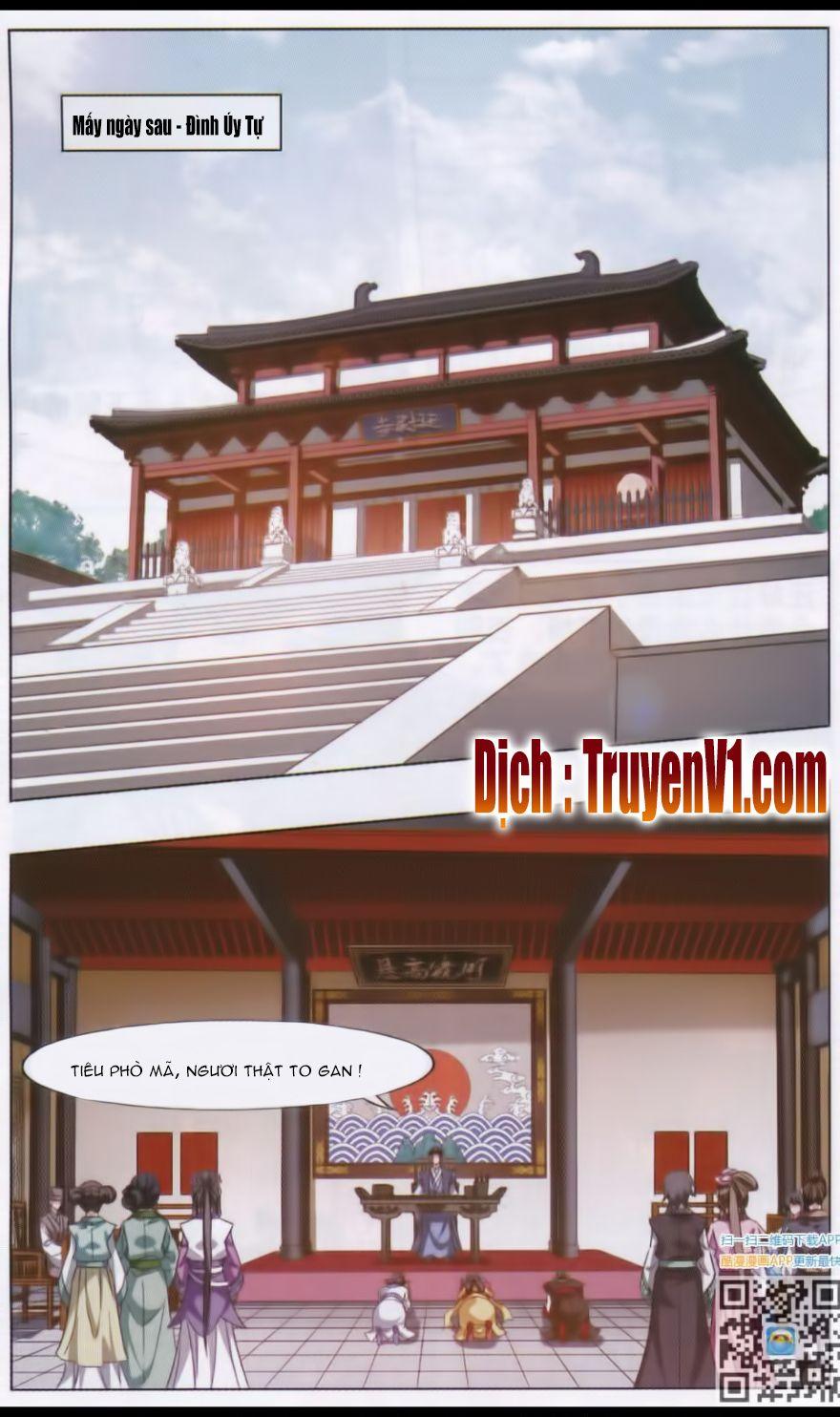 Phượng Nghịch Thiên Hạ Chap 73