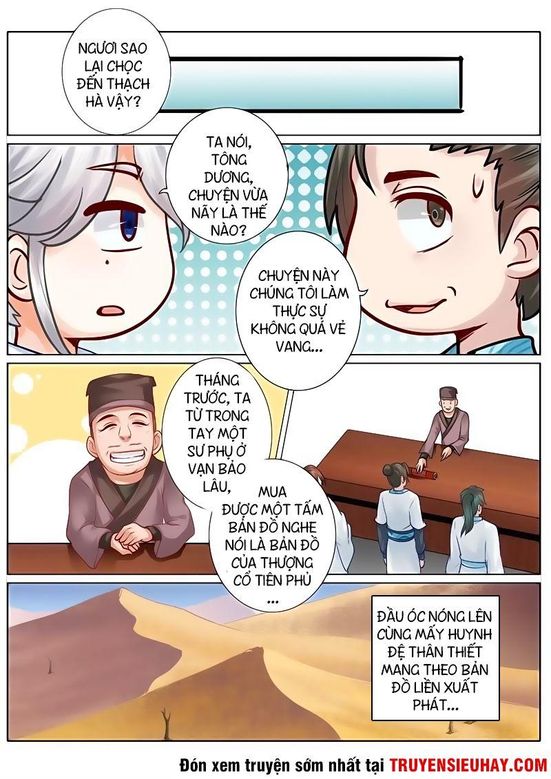 Chư Thiên Ký - Chap 53