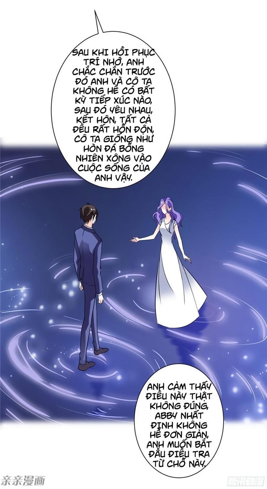 Vợ Yêu Là Báu Vật – Chap 41
