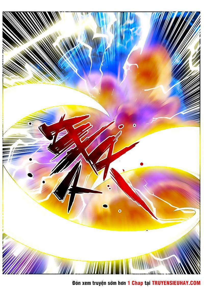 Chư Thiên Ký - Chap 2