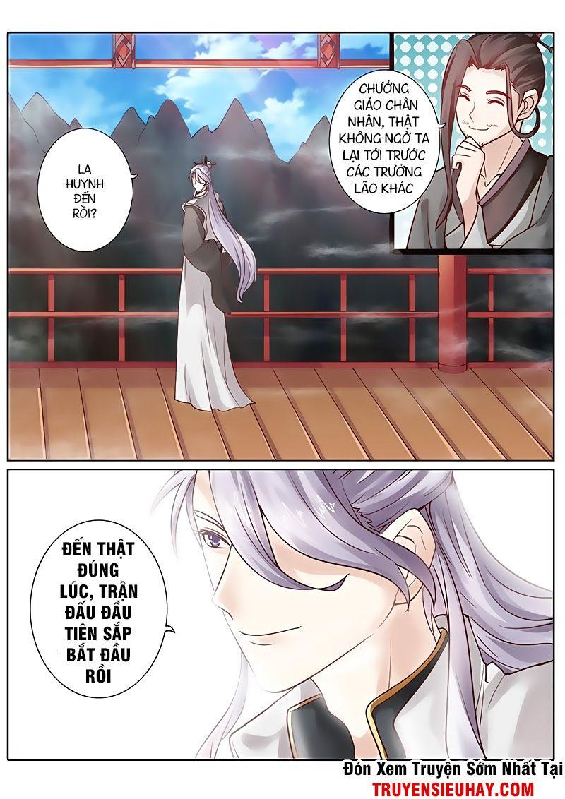 Chư Thiên Ký - Chap 61